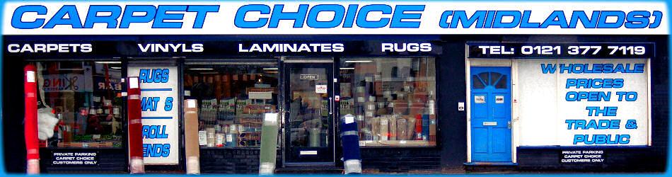 Carpet Choice Midlands
